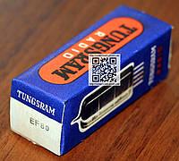 Радиолампа Tungsram EF80