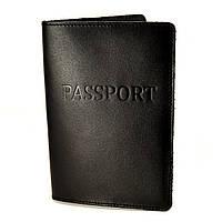 Обложка на паспорт ST-05 (черная), фото 1