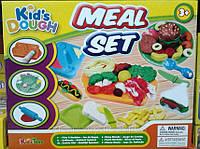 Тесто для лепки. Набор для детского творчества 'Обед'