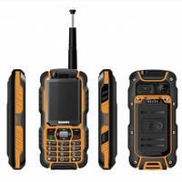 Мобильный телефон SONIM Discovery A12 противоударный на 2 sim карты CDMA+GSM, кнопочный телефон