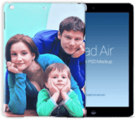 Чехол с фото для Apple iPad Air