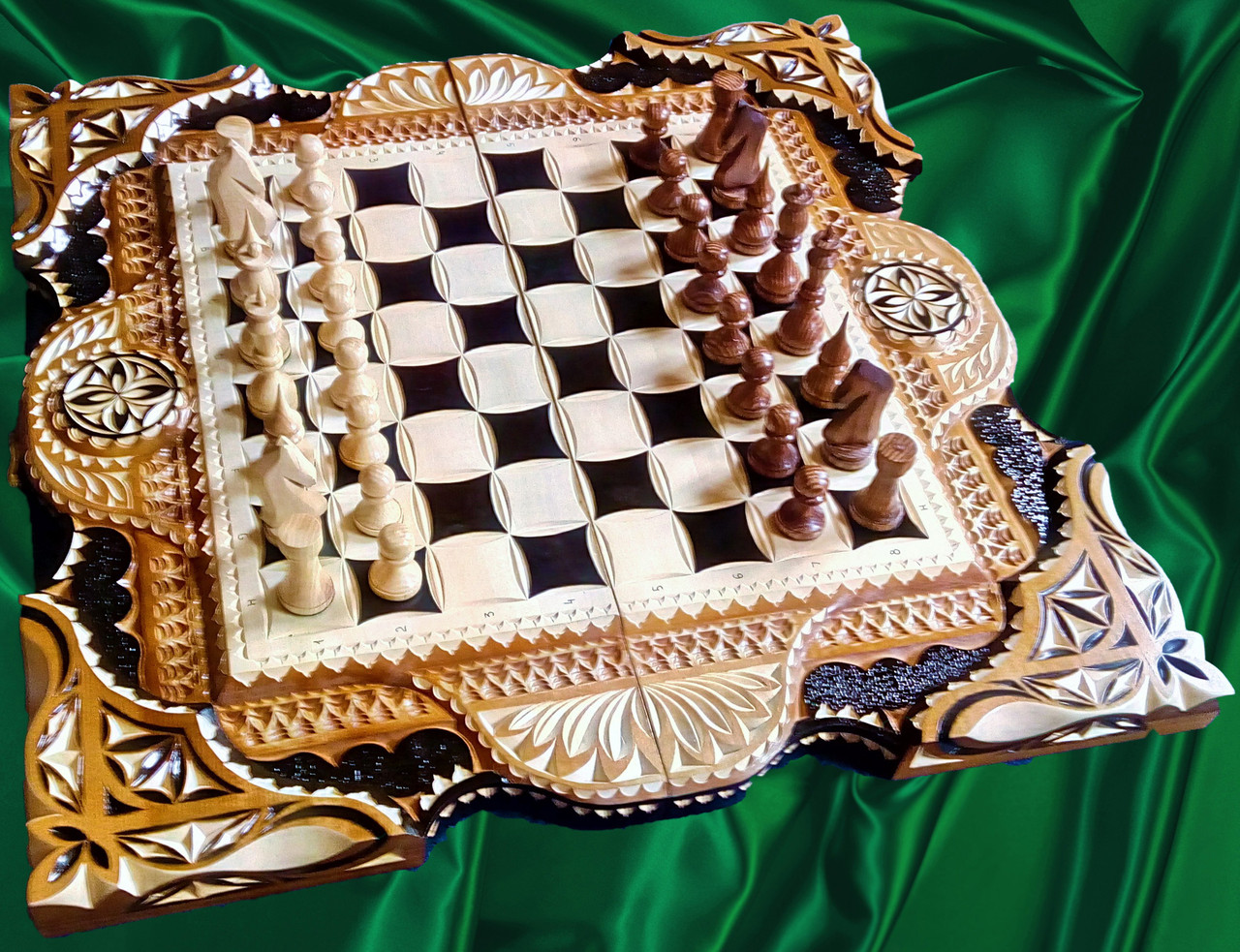Шахматы-нарды эксклюзивные ** Подарочные **