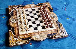 Шахматы-нарды эксклюзивные ** Подарочные **, фото 2
