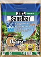 Аквариумный грунт  оранжевый гравий JBL Sansibar ORANGE  0,4-1,4mm 5 кг