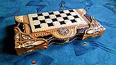 Шахматы-нарды эксклюзивные ** Подарочные **, фото 3