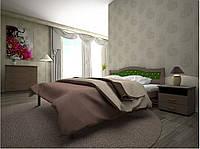 Кровать полуторная Юлия 2 ТИС