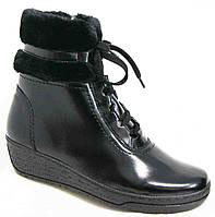 Ботинки женские зима большие размеры, женская обувь больших размеров от производителя модель М059И76-4