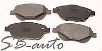 Колодки тормозные передние Geely Emgrand EC7 (джили эмгранд)