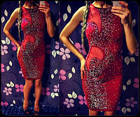 Модное вечернее платье ЕЛ 147NW
