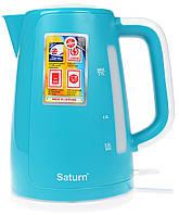 Электрочайник SATURN ST-EK8435 Turquoise