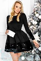 Неопреновое платье бэбидолл