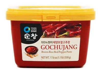 Паста кочудян (кочхуджан) с чили Chung Jung One, 500г