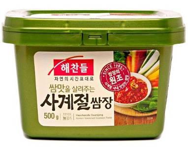 Паста из сои самьянг Pan Asia, 500г