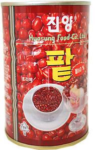 Сладкая паста из красной фасоли адзуки Hyosung Food, 475г