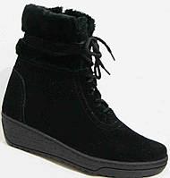 Ботинки женские зима большие размеры, женская обувь больших размеров от производителя модель МИ05980В