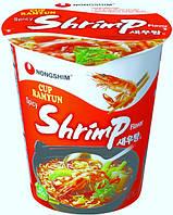 Суп Рамен с креветками Nong Shim, 67г