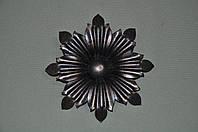 Цветок штампованый ручной сборки