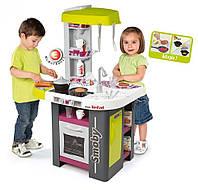 Интерактивная кухня Mini Tefal Studio с грилем Smoby 311001