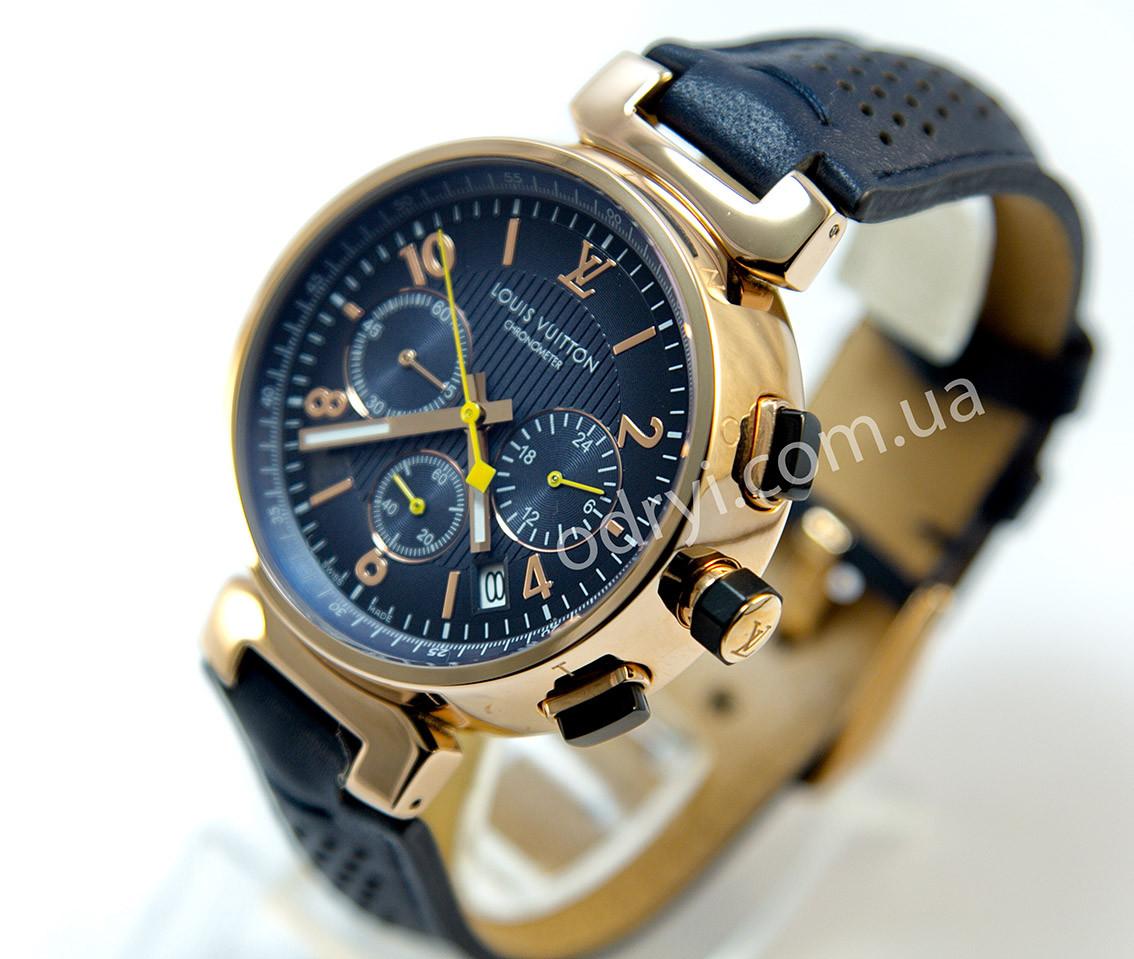 a568c5dc Часы наручные женские кварцевые Louis Vuitton Tambour Essentials  Chronograph , цена 5 420 грн., купить в Одессе — Prom.ua (ID#437227583)