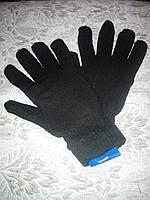 Перчатки мужские вязаные зимние.