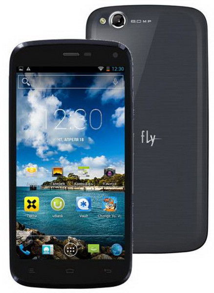 Чехлы для Fly IQ4410 Quad Phoenix