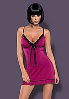 Эротическая женская сорочка от Obsessive FLAMENCO, фото 1