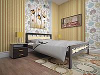Кровать полуторная Модерн 3 ТИС