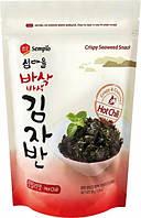 Чипсы из морских водорослей со вкусом чили Sempio, 50г