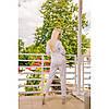Жіночий діловий брючний костюм, піджак і укорочені брюки, фото 4