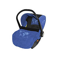 Автокресло Bertoni Lifesaver Blue Black World