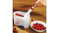 Машинка приспособления для удаления косточек из вишни (Cherry and Olive corer)