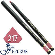 Ffleur - Карандаш ML-200 для губ механический Тон №217 pink nature матовый