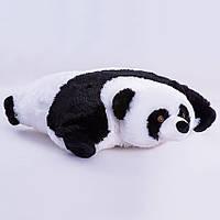 Подушка-трансформер 006 (Панда) 35 см