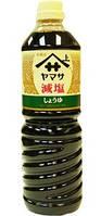 Соевый соус с низким содержанием соли Yamasa, 500мл