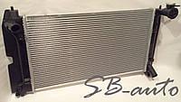 Радиатор охлаждения Geely Emgrand EC7 (джили эмгранд)