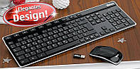 Беспроводная клавиатура + мышь Medion Tevion MD 86360
