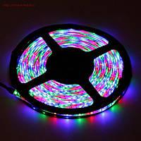 Комплект RGB светодиодная led лента SMD 3528, блок питания, контроллер, пульт
