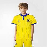 Детская футбольная форма сборной Украины по футболу (№ 10 Коноплянка)