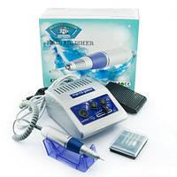 Фрезер Global Fashion GB-868 (35 000 оборотов). Машинка для аппаратного маникюра и педикюра. Профессиональный
