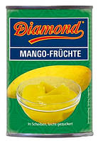 Манго в сиропе Diamond, 425г