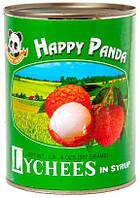 Личи в сиропе Happy Panda, 580мл