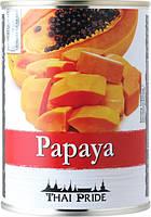 Папайа в сиропе Thai Pride, 565г