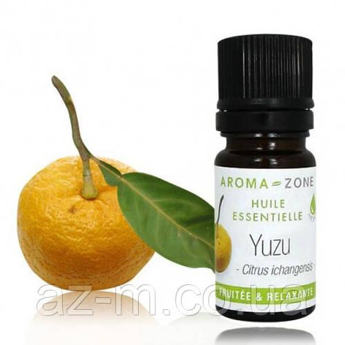 Юдзу (Citrus ichangensis) эфирное масло, 5 мл