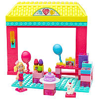 Конструктор Mega Bloks Barbie День рождения Челси