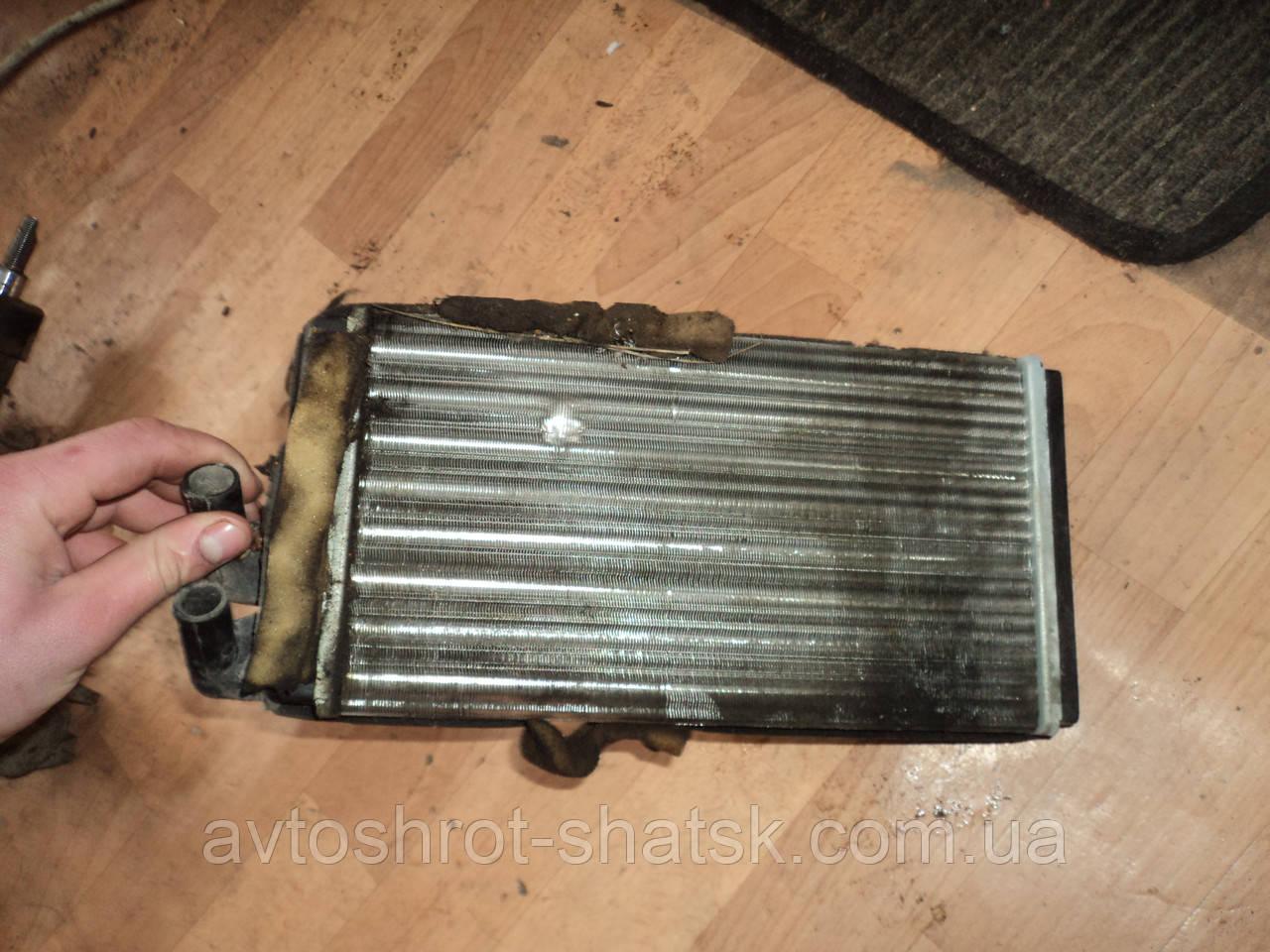 Радиатор печки ауди 100 с3