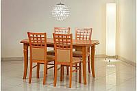 Деревянный стол Fryderyk 160-240 ольха
