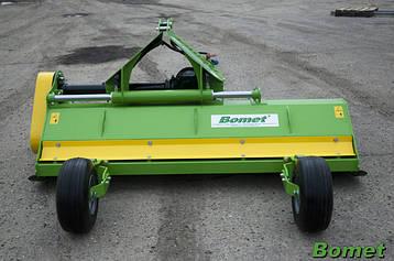 Мульчирователь Bomet 1,8 м. (молотки, без кардана, без гидравлики)