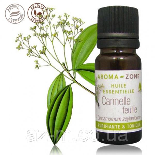 Эфирное масло Корицы листья (Cannelle feuilles) BIO