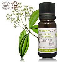 Корицы листья (Cinnamomum zeylanicum) эфирное масло 10 мл