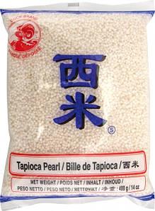 Шарики тапиоки (Саго) мелкие Cock Brand, 400г